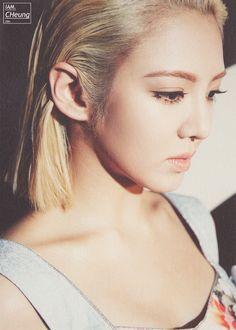 150827 The 5th Album Type B 'You Think' SNSD Hyoyeon
