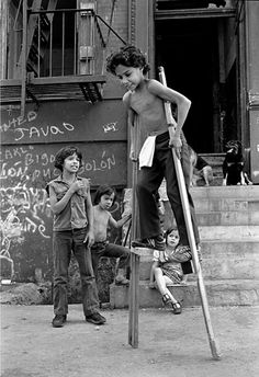 New York City in the 70s and 80s by Martha Cooper