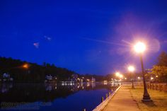 Pre-dawn, Lake Flower docks Northern Lights & Other Night Shots - Cedar Eden Photo Gallery by Michael R. Martin, CLM • cedaredenphoto.com