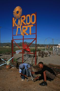 KAROO art I Am An African, African Life, Strip Mall, Contemporary African Art, Tomorrow Is Another Day, Interesting Photos, Windmills, Rest Of The World, Card Designs