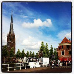 Weesp, Holland.