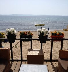 Chios, Karfas beach
