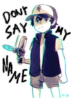 I had a dream where the reason why Dipper doesn't use his real name is because it is not meant to be heard by mortal ears. And there's an episode where his real name is revealed and Dipper, with his. Dipper Pines, Dipper Y Mabel, Mabel Pines, Reverse Pines, Reverse Falls, Gravity Falls Comics, Gravity Falls Art, Bill Cipher, Billdip
