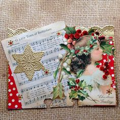 Christmas Rolo | by Donetta's Beaded Treasures