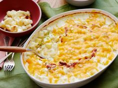 "Ree calls her Potatoes au Gratin a ""throw-together dish"" because of the simple assembly."