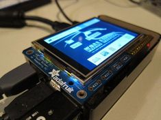 Learn about computer security by running Kali Linux on a Raspberry Pi and PiTFT display! Kali is a Linux distribution that's tailored for security research like investigating wireless networks, performing penetration testing, and much more. With a Raspberry Pi and PiTFT you can build a little computer to experiment and learn about computer security from anywhere.