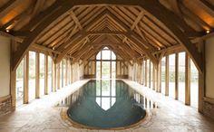 The Green Oak Carpentry Company - Pool Barns