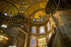 Byzantine Art, Hagia Sophia, Ottoman Empire, Turkey, Architecture, Image, Arquitetura, Turkey Country, Architecture Illustrations