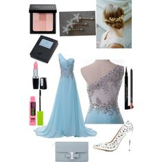 Elsa from Frozen Prom Look