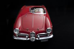 Alfa Romeo Giulietta Spider 'Sebring' Competizione 1957