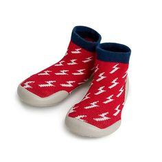 Slipper Socks/ Flash Gordon Lightning