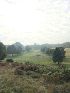 Early Autumn at Sandiway Golf Club ☀️