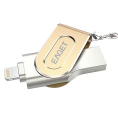 84.37$  Watch here - http://ali56a.worldwells.pw/go.php?t=32672704184 - EAGET I80 For iPhone OTG USB 3.0 Flash Drives 100% 128GB Capacity Expansion For iPhone/iPad/iPod,Micro Pen Drive For PC/MAC