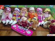 Đồ Chơi Trẻ Em,Children Toys - Chú Chó Pitbull đàn hát cùng nhảy với các...