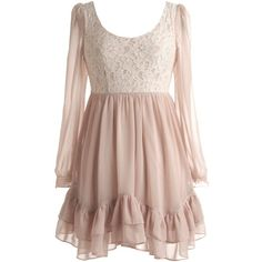 Renaissance Ballet Dress ($160) ❤ liked on Polyvore