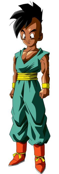 Oob es la reencarnación de Kid Bubu y aprendiz de Goku, actualmente su fuerza sobrepasa al ser...
