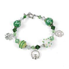 St. Patrick's Day Bracelet project ideas
