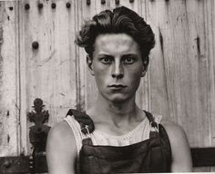 Paul Strand portrait at Philly Art Museum...Can't wait to go!