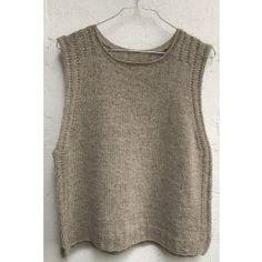 Knit Vest Pattern, Korean Girl Fashion, Summer Sweaters, Knitting Patterns, Knit Crochet, Qigong, Clothes, Outfits, Women