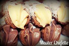 Master Chefette: Cannoli with Crema di Pasticceria