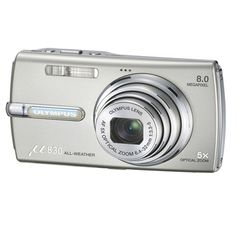 Olympus Stylus 830 8 MP Digital Camera with Dual Image Stabilized 5x Optical Zoom (Silver). New: Unused, undamaged item in its original packaging. Expedited shipping takes about 5~7 business days to United States since we post the item. Tracking number is supplied.