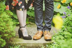 Vintage Couple Shoot at Severn Valley Railway by Gemma Williams Photography www.gemmawilliamsphotography.co.uk #vintage #engagement