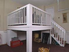 1000 images about garage dwell on pinterest garage loft - Space saving ideas for garage ...
