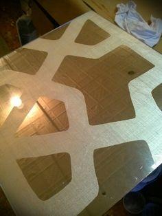 Silver  Mirror Plaster, Venetian, Mirrors, Art Decor, Creative, Silver, Blog, Handmade, Plastering