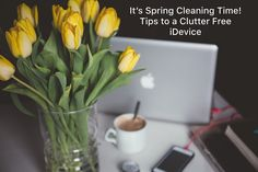 It's Spring Time—flowers are blooming, trees are budding, and the stagnation of Winter is finally dissipating. It's the perfect time to clean and declutter our lives, including our digital lives. Time to remove all those old junk files, recover storage space, and empty the cache. Not only will we feel good but our iDevices will …
