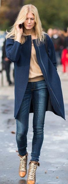 jean azul