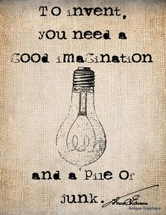 Antique Lightbulb Invention Edison Quote Illustration Great Quotes, Me Quotes, Inspirational Quotes, Crazy Quotes, Nature Quotes, Short Quotes, Qoutes, Light Bulb Quotes, Thomas Edison Quotes