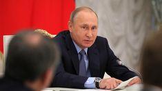 Putin Discuss Housing Development Strategy