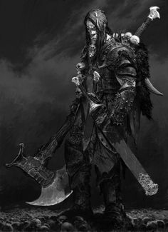 ArtStation - HATE lord12, adrian smith