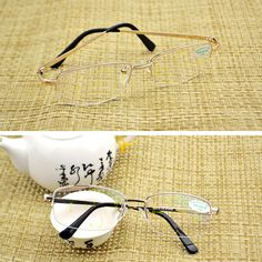 265c9522a5 KCASA Intelligent Reading Glasses Progressive Multifocal Lens Presbyopia  Alloy Frame Anti Fatigue