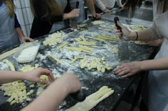 #makingpasta