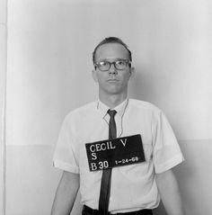 71408 0564 photonegative.tif MISSISSIPPI:Vernon Dahmer Firebombing (1968)