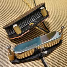 1952 Telecaster Vintage Clone Pickups artys-custom-guitars.com Custom Guitar Picks, Custom Guitars, Telecaster Bass, Guitar Stickers, Guitar Pickups, Guitar Shop, Gretsch, Guitar Design, Vintage Guitars