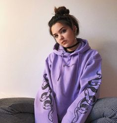 She looks really stressed out on the last picture Purple Aesthetic, Aesthetic Girl, Aesthetic Clothes, Photos Tumblr, Insta Photo Ideas, Foto Pose, Cute Girl Photo, Fashion Lookbook, Girl Photos