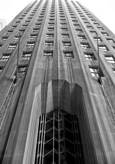 :) The Irving Trust Tower - Ralph Walker    In the Groove by Jay B. Wilson, via 500px