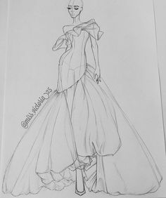 Image may contain: 1 person, drawing Fashion Illustration Tutorial, Fashion Drawing Tutorial, Fashion Model Drawing, Fashion Figure Drawing, Fashion Illustration Dresses, Dress Design Sketches, Fashion Design Sketchbook, Fashion Design Portfolio, Fashion Design Drawings