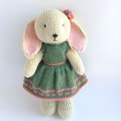 A personal favourite from my Etsy shop https://www.etsy.com/listing/523658359/hand-knitted-stuffed-bunny-rabbit-in