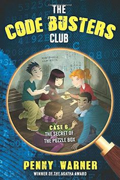 Víctor Rivas Ilustrador: The Code Busters Club #6 The secret of the puzzle ...