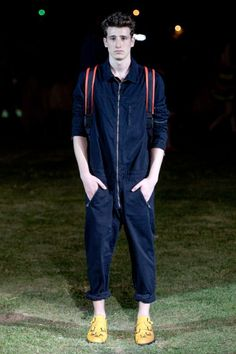 #Jumpsuits #Menswear