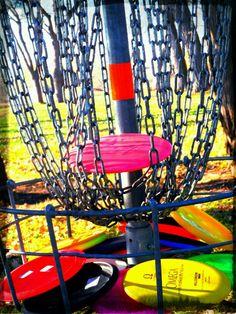 Frisbee golf!<3