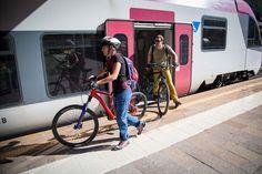 Raggiungi il #MMape in #treno con la  #bici. Parti dalla città di Trento e arriva in +Val di Sole ...