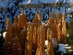 Bryce Canyon National Park is a national park located in southwestern Utah in the United States. The major feature of the park is Bryce Cany...