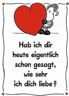 Worte der Liebe
