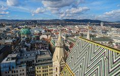 STEPHANSDOM #wien #österreich #sightseeing #sehenswürdigkeiten #wahrzeichen