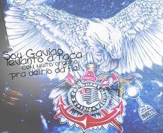 """04/07/2012 - Corinthians Undefeated Champion of Libertadores -  """"Sou Gavião levanto a taça, com muito orgulho pra delírio da Fiel"""""""