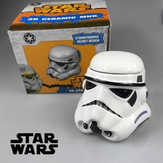 4 Styles Star Wars Mug Cup Darth Vader White knight Stormtrooper Iron 3D Man Mug Creative Cups And Mugs Coffee Tea Cup Office